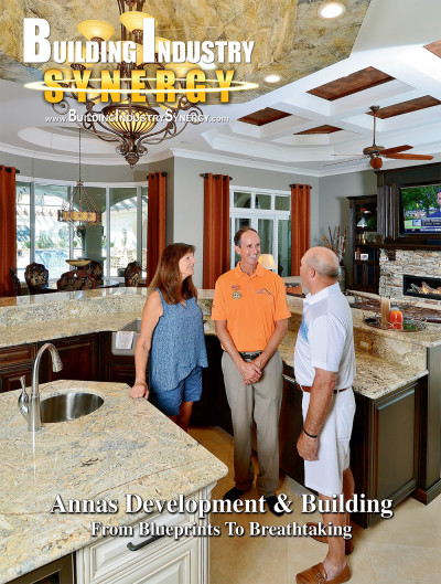Building Industry Synergy magazine cover
