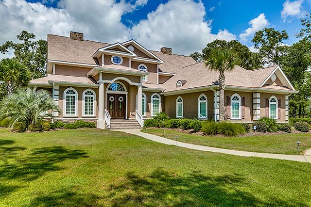 The Dye Estates Home