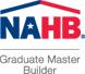 NAHB Graduate Master Builder